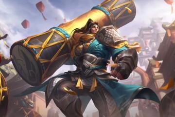 王者荣耀S25赛季皮肤官宣命名千军破阵大招特效有亮点